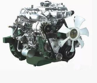 【图】云内4102发动机总成