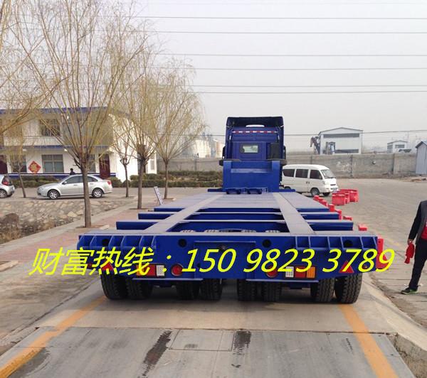 出售14.6米重型厢式半挂车 14.6米半挂车手续