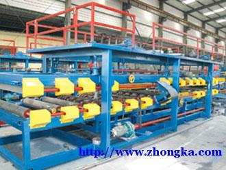 新疆生产彩钢设备,复合板设备质量保障,技术先进