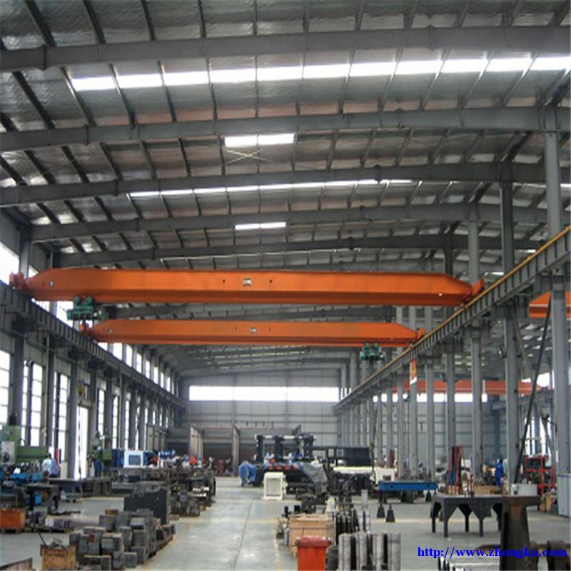 矿山起重机械专业批发各种电动单梁桥式|行吊天车|桥式起重机