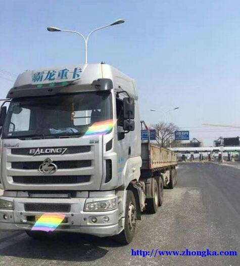 东风柳汽乘龙M7二手牵引车
