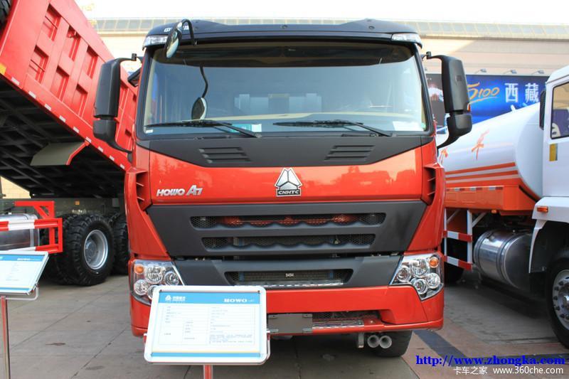 中国重汽 HOWO重卡 380马力 6X4 6米自卸车(ZZ