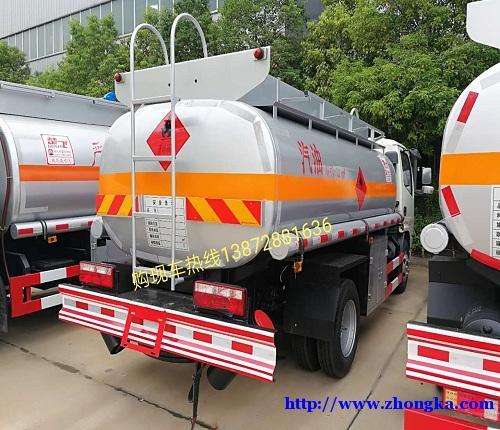 黔南全新二手不上户5吨油罐车加油车厂家直销