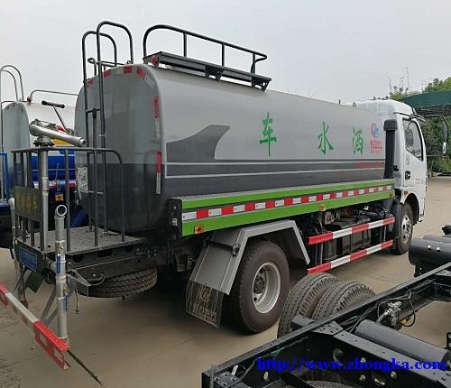 杭州全新二手不上户12方洒水车厂家直销