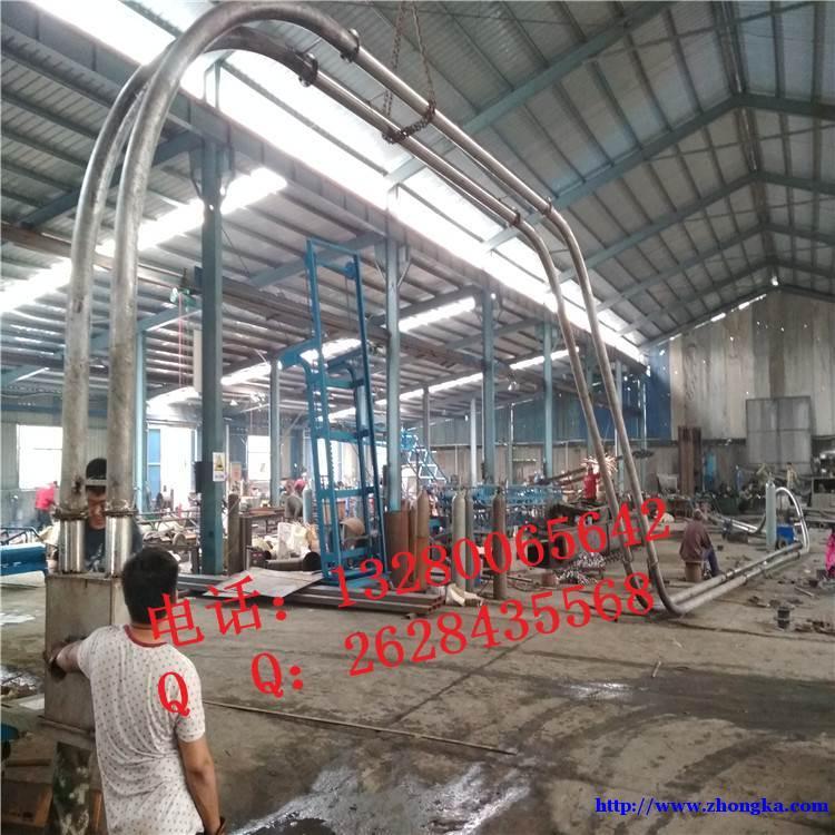 粉料管链输送机定制管链输送机厂家不同产量胶粉管链机