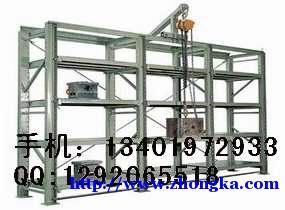 明圆货架专业批发各种南京模具货架
