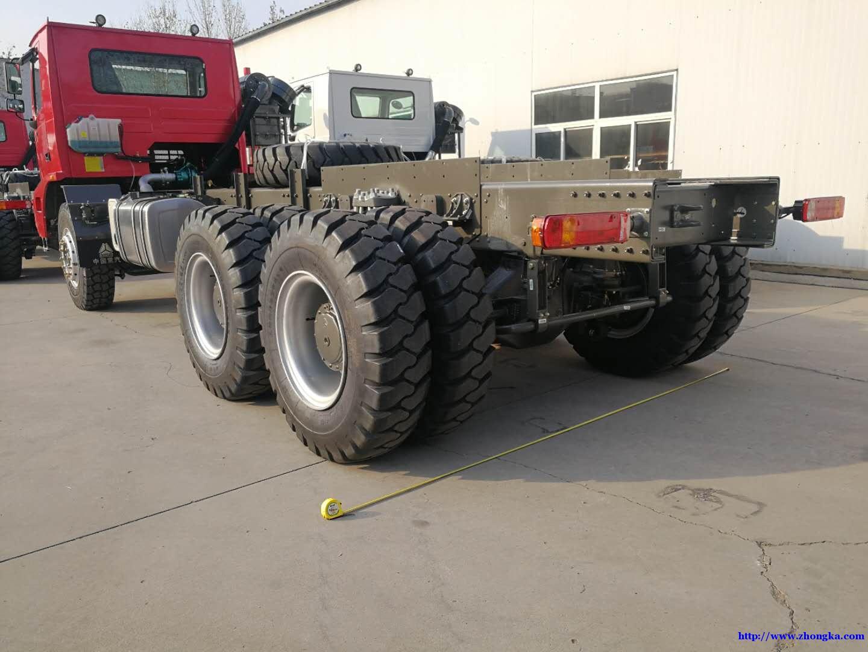供应中国重汽K38 豪沃371马力矿山霸王报价