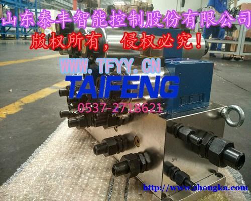 南通YN32-1250XCV泰丰双泵二通插装阀
