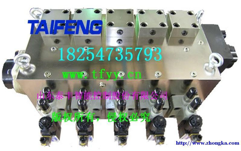 螺纹插装阀泰丰-泰丰专业打造控制盖板知名品牌