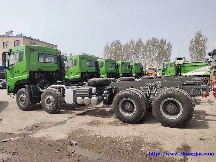 供应重汽新国六斯太尔D7B渣土自卸车价格