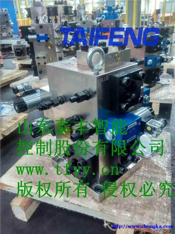 YN32-1250EBCV二通插装阀泰丰智能