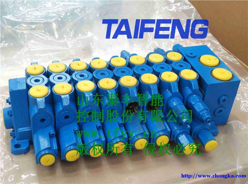 山东地区TAIFENG厂家直销多联负载敏感阀