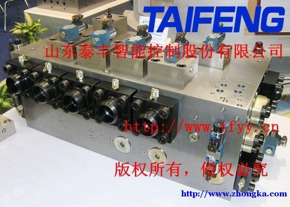 泰丰液压厂家现货直销折弯机用插装阀