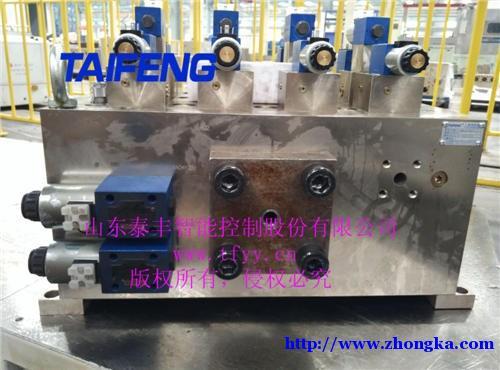 100吨标准阀块YZ32-100CV