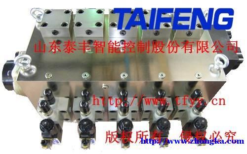 泰丰牌YT32-500CV-SB 双泵插装阀