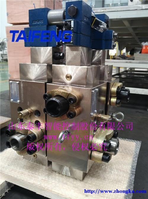 100吨无顶缸插装阀YZ32-100BCV