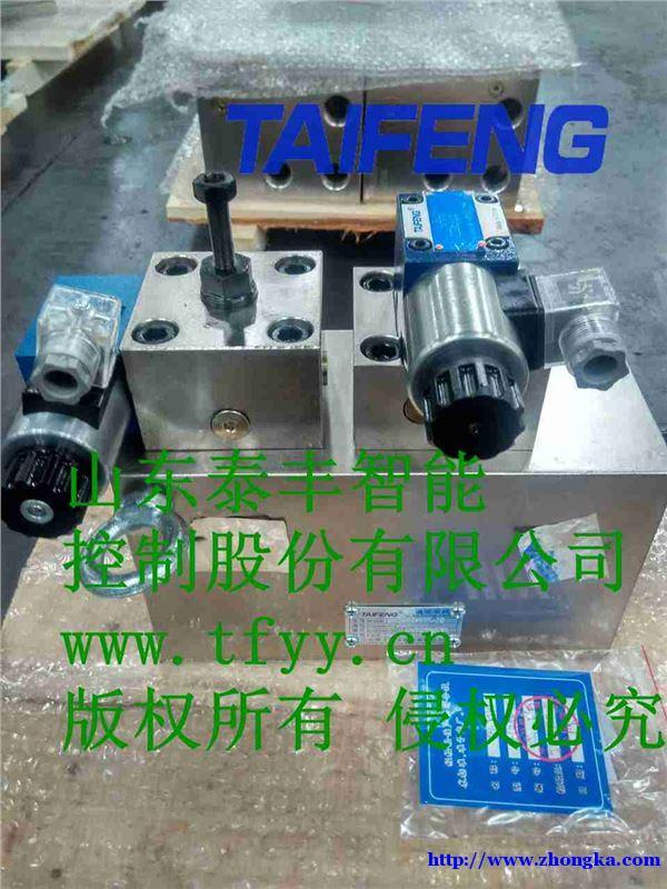 TAIFENG智能YN32-100FNCV标准阀组直销
