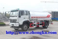 斯太尔M5G(公路环卫绿化洒水车)厂家分期报价