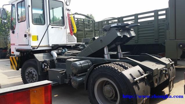 出口非洲莫桑比克(HOVA码头低速牵引车)报价